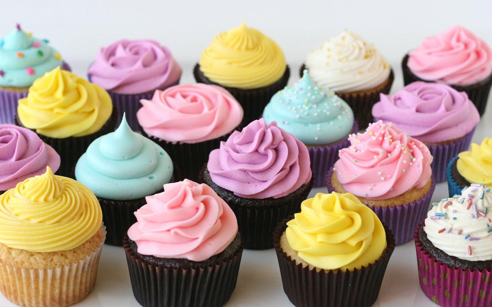 Crowley Cupcakes
