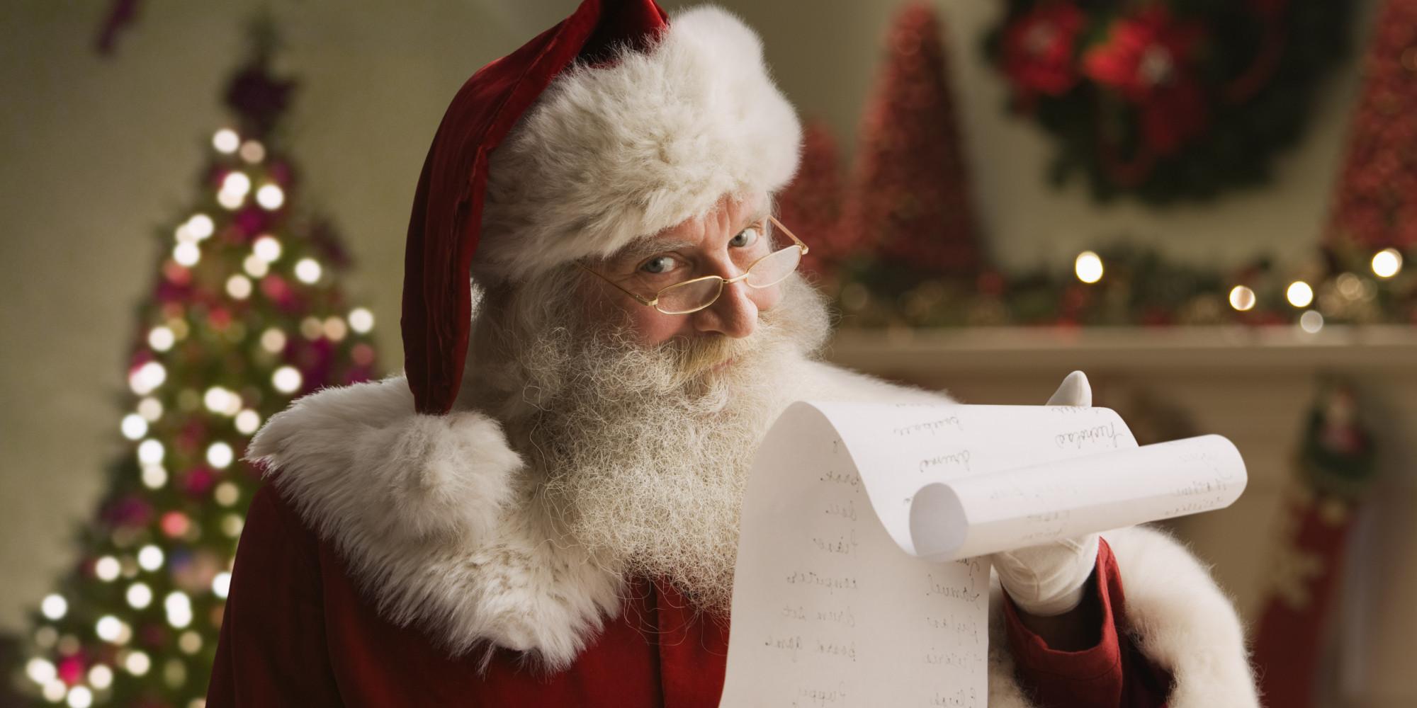 Who Are Santa's #HipList Winners?