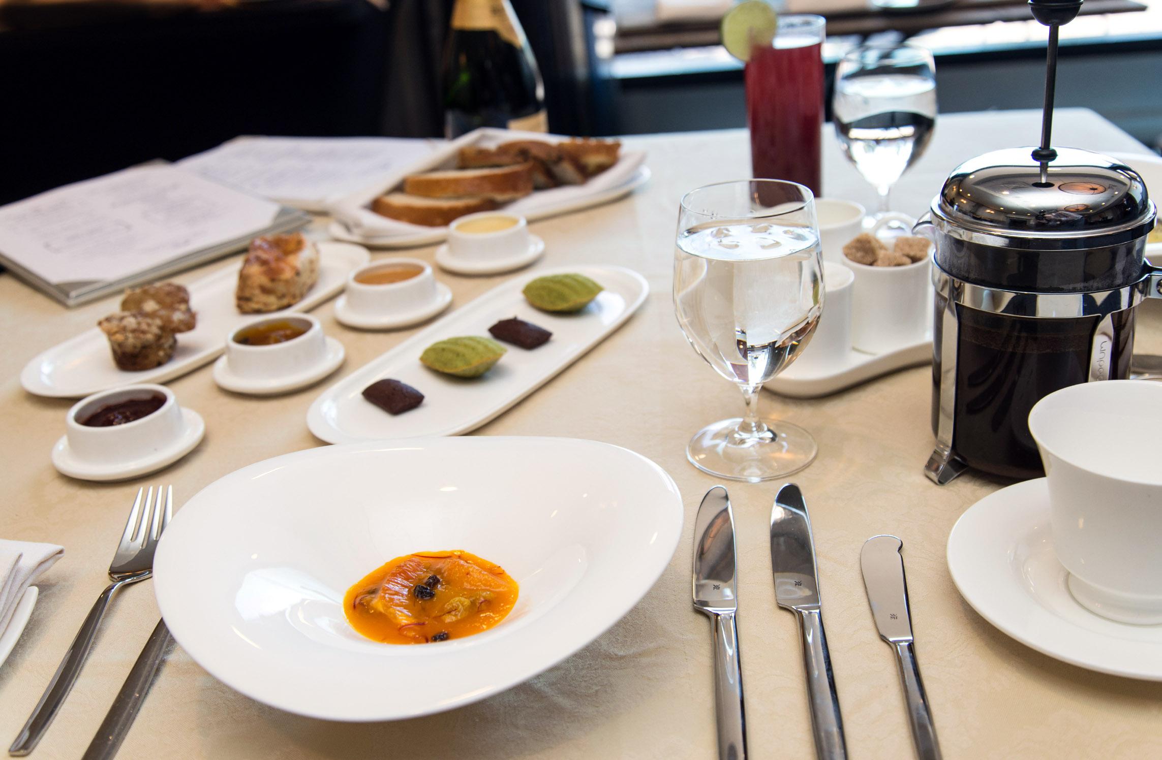 Restaurant Latour at Crystal Springs Resort
