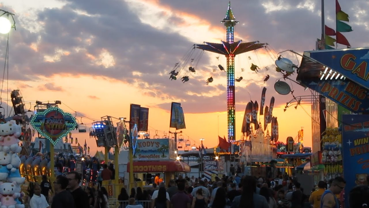 Meadowlands State Fair Opens Our Weekend Recap