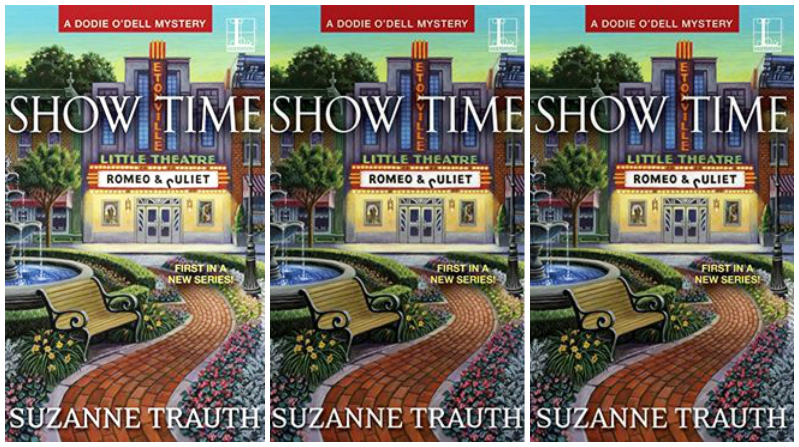 """It's """"Show Time"""" with Sue Trauth"""
