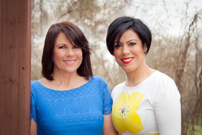 Lynette Barbieri and Vanessa Coppes on ETTWomen