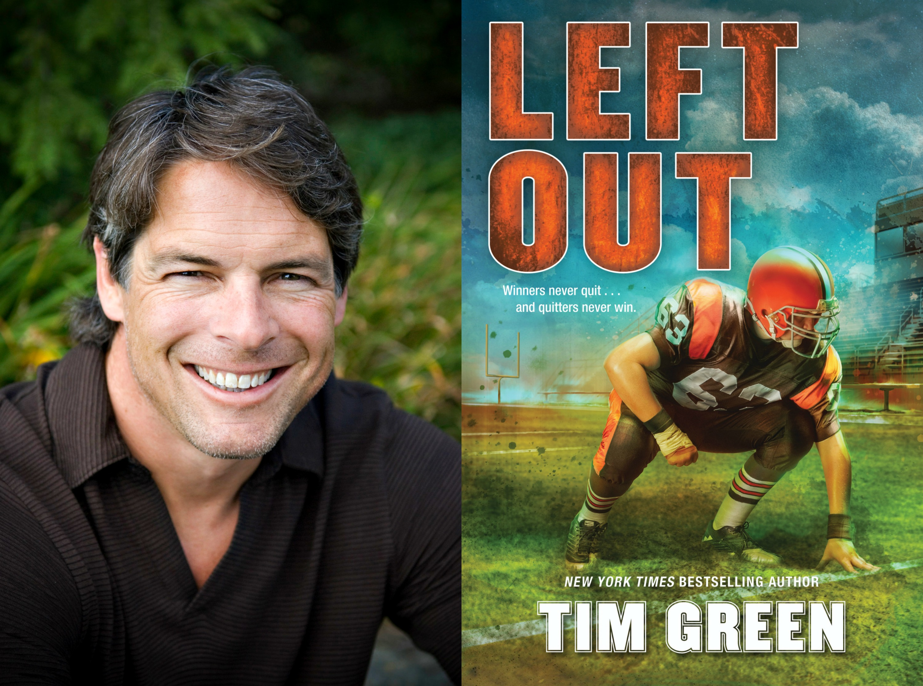 """Tim Green on """"Left Out"""""""