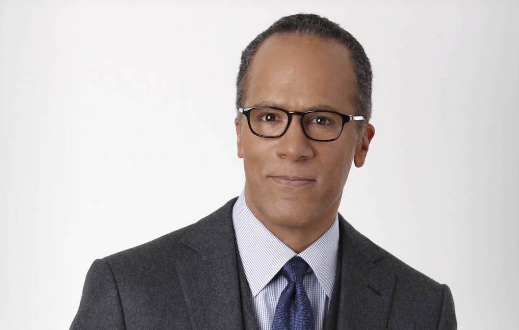 NBC's Lester Holt Attends Montclair State University