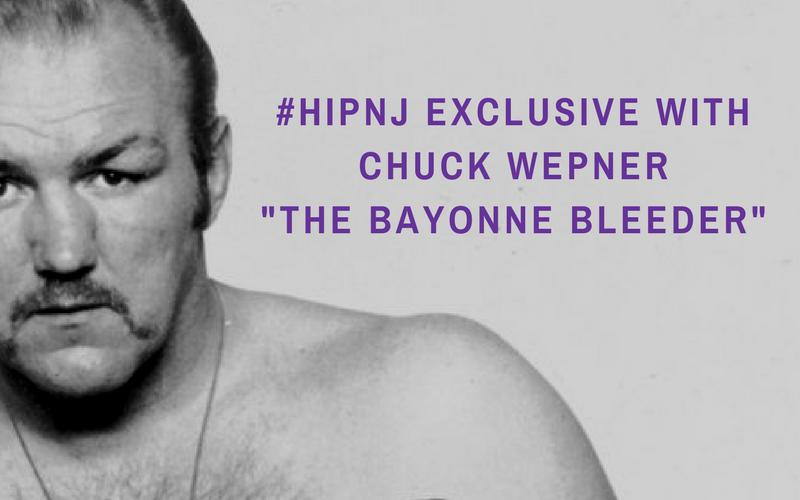 #HipNJ Speaks With Chuck Wepner (HipNJ Exclusive)