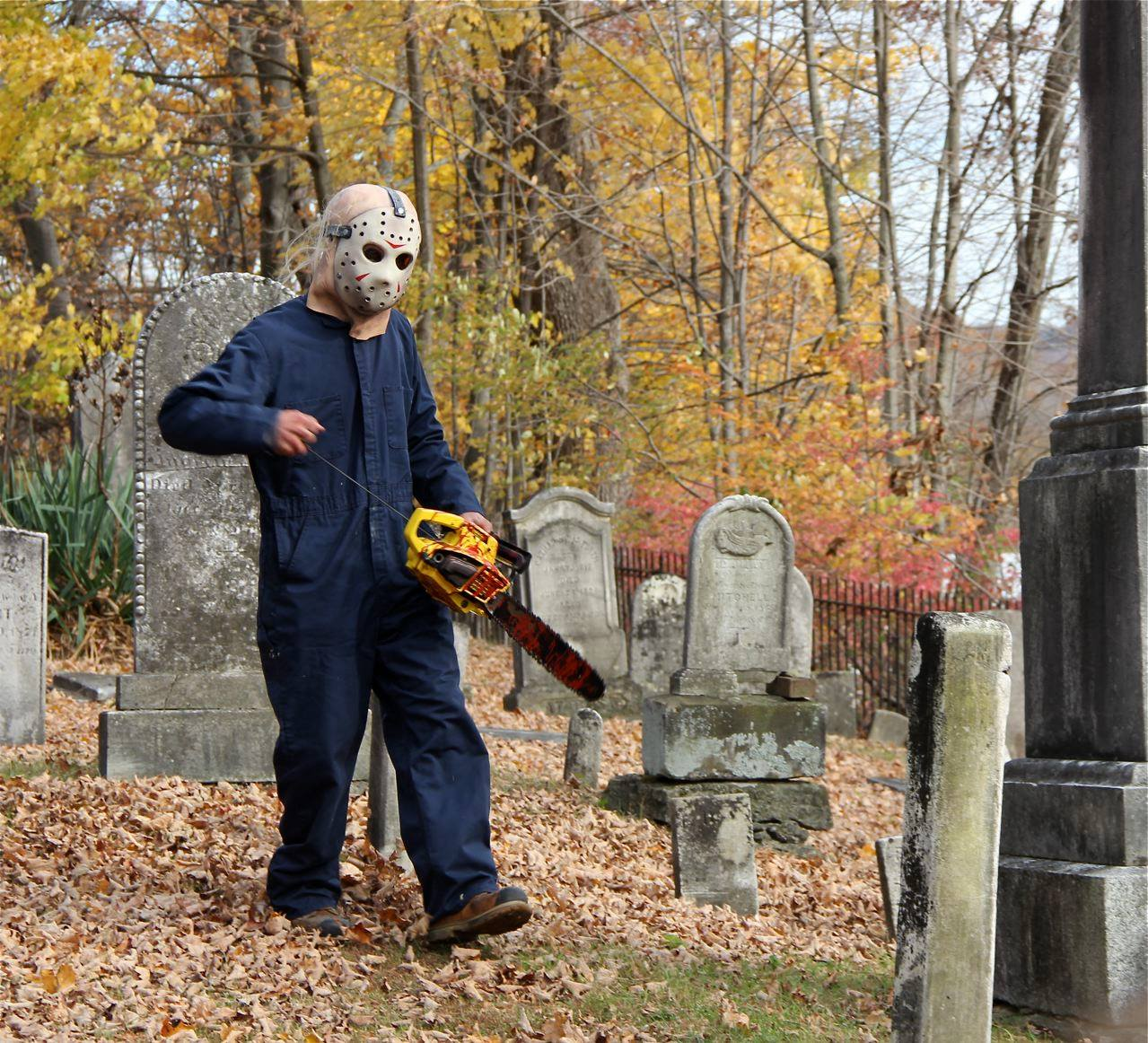 Friday The 13th in Blairstown