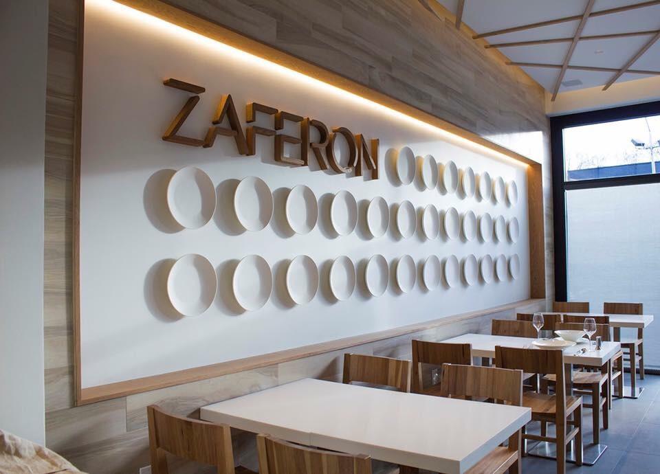 The Zaferon Grill Celebrates its First Anniversary!