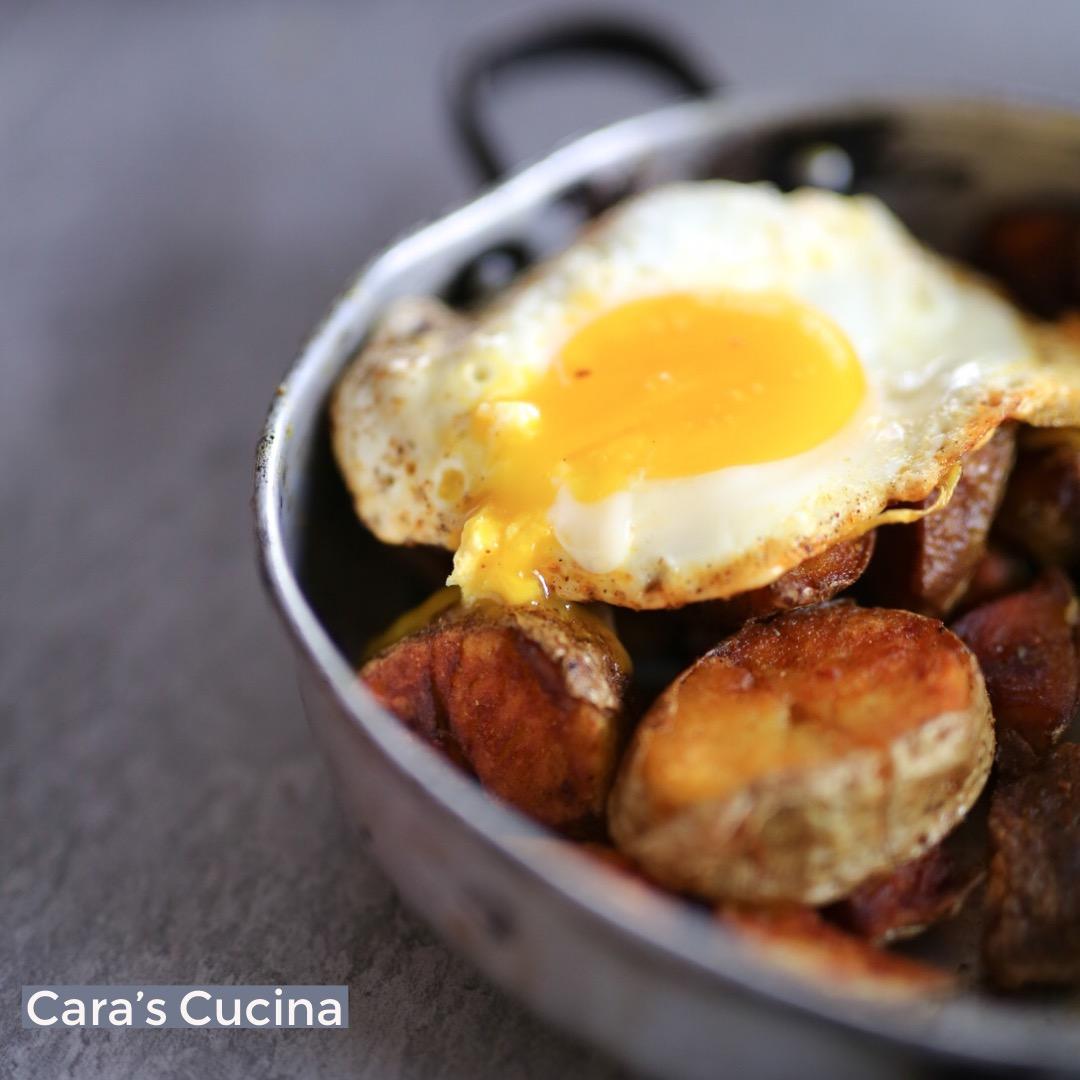 Cara's Cucina: Mediterranean Spiced Breakfast Potatoes