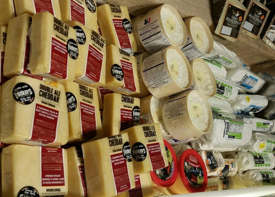Meatless Monday's: Pereg Natural Foods & The Cheese Guy Team up