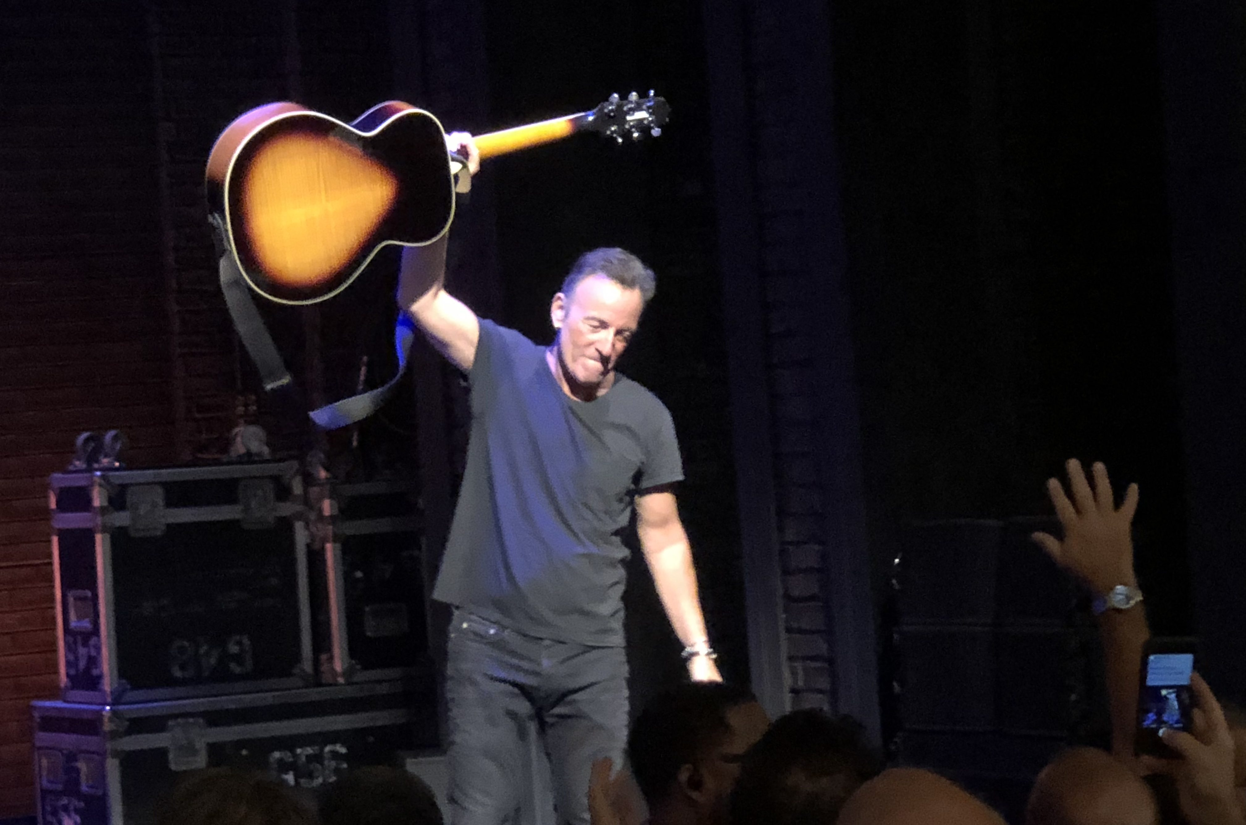 Springsteen on Broadway: A Jersey Girl Review