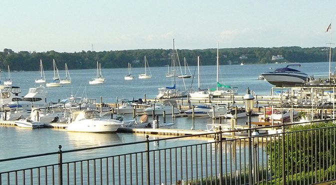 NEW JERSEY SYMPHONY ORCHESTRA AT MARINE PARK IN RED BANK