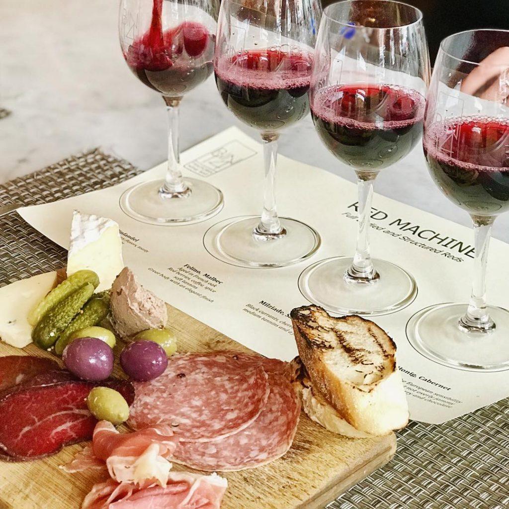 Bin 14, Hoboken, wine, Italian, hudson restaurant week