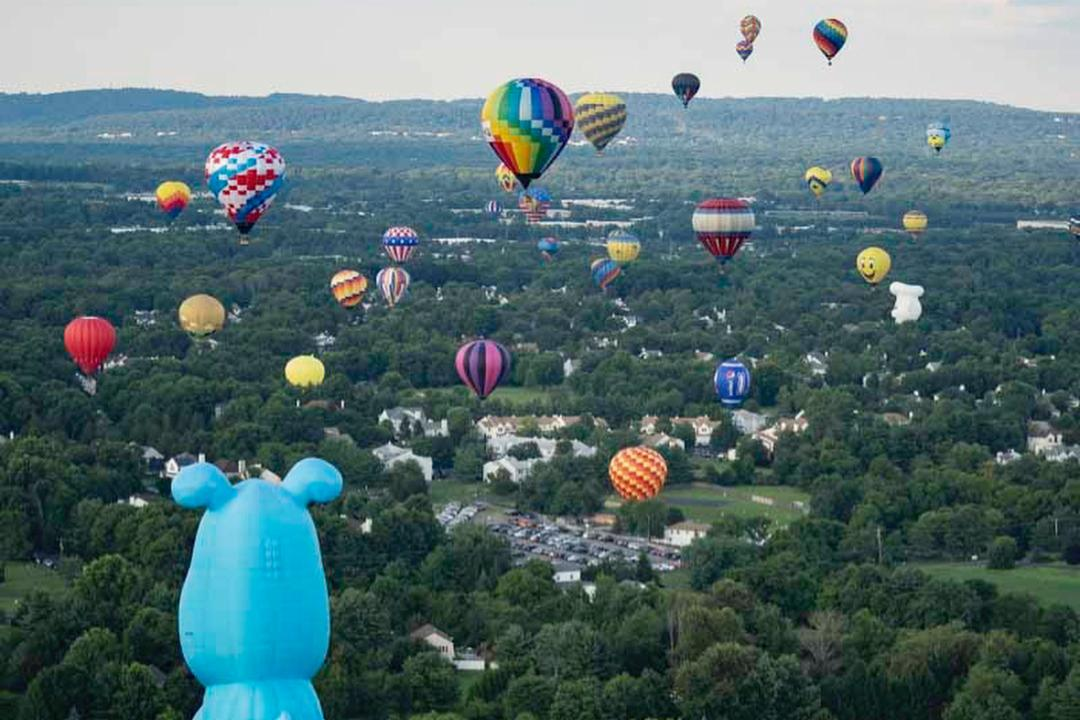 36th Annual Quick Chek Festival of Ballooning