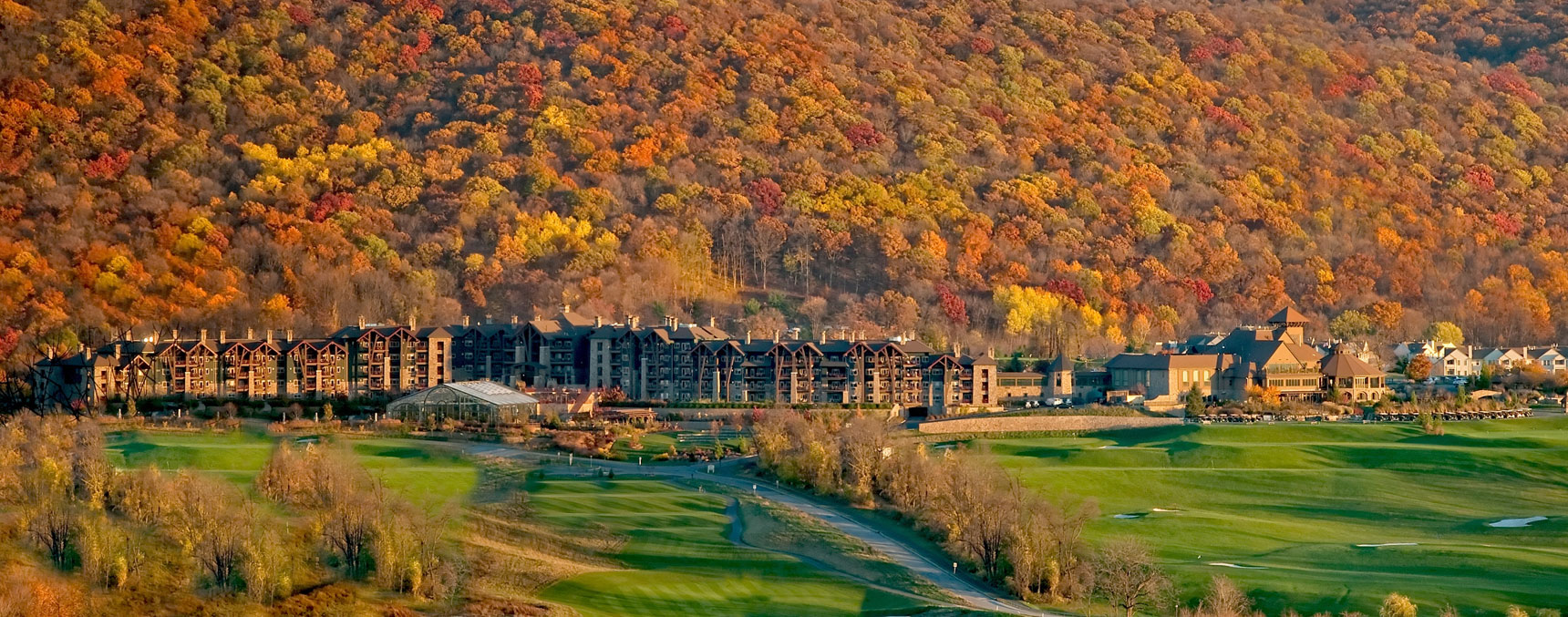 Leaf Peeping Season at Crystal Springs Resort