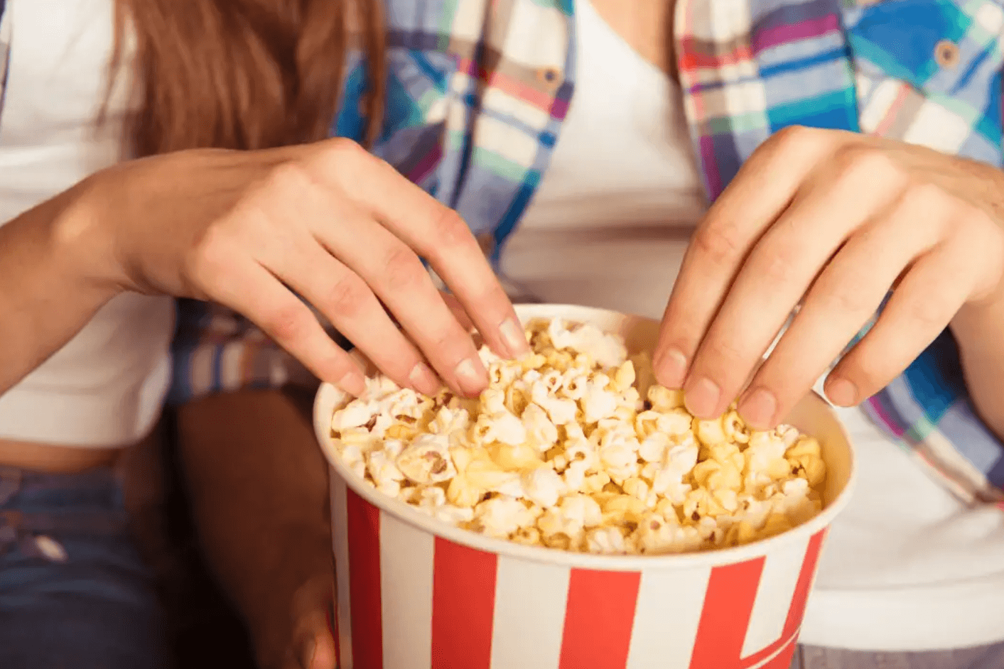 Binge-Worthy Jersey: Spend National Popcorn Day Streaming a Jersey Marathon