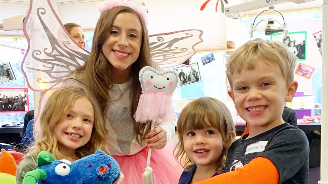 NJ Pediatric Dentists Provide Free Dental Care for Kids