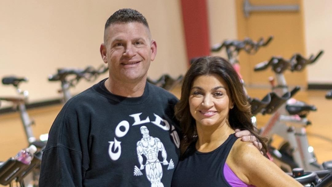 """Power"" Couple: Jeff and Gina Mortman"