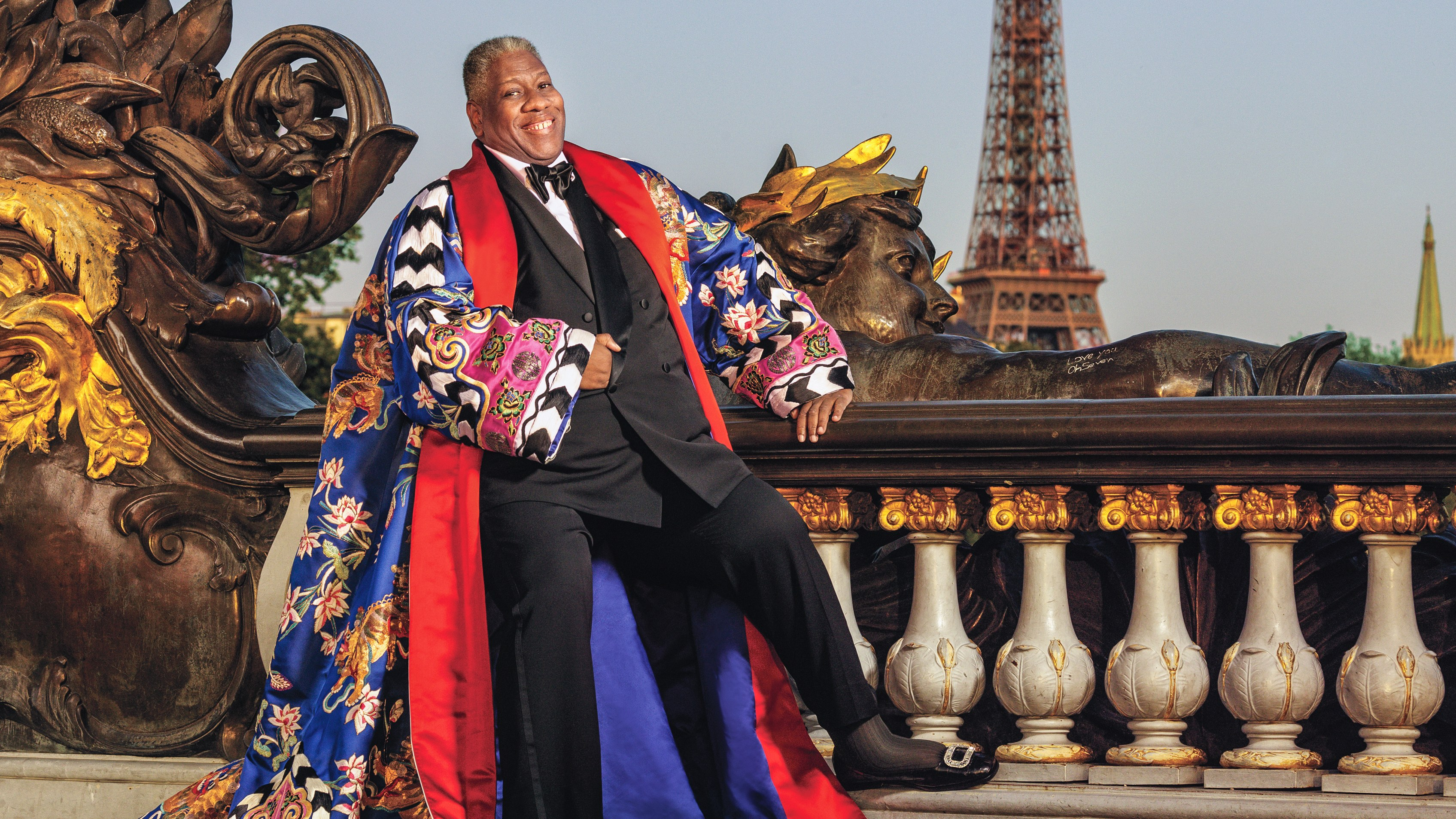 JOIN ANDRÉ LEON TALLEY AT THE WOMEN'S ASSOCIATION OF NJPAC'S SPRING LUNCHEON