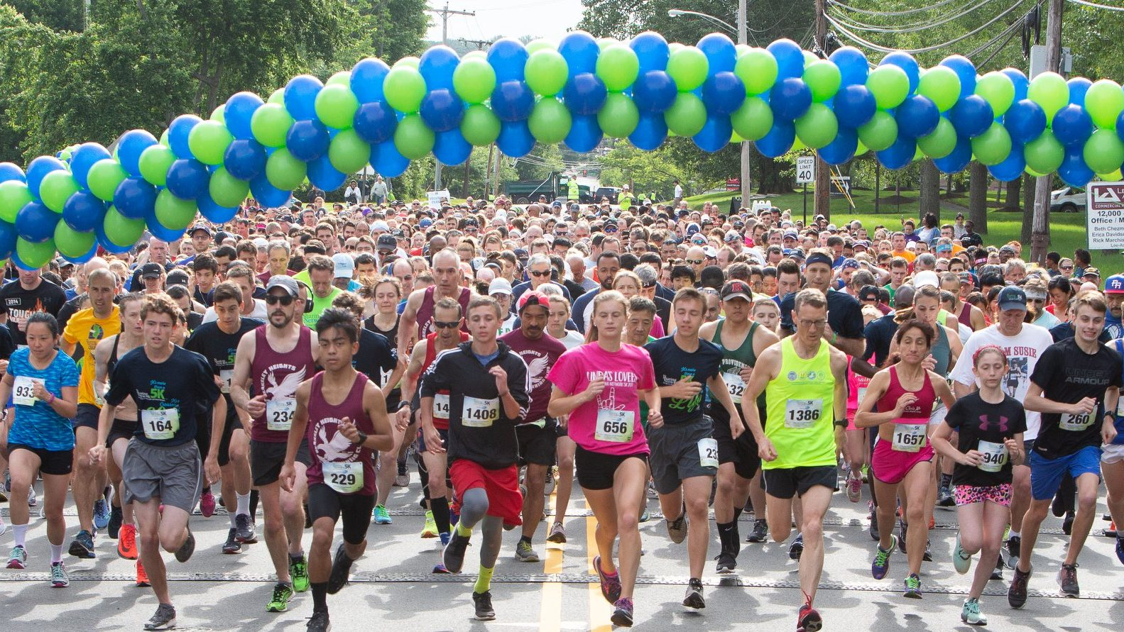 NJ Sharing Network: 5K Celebration of Life