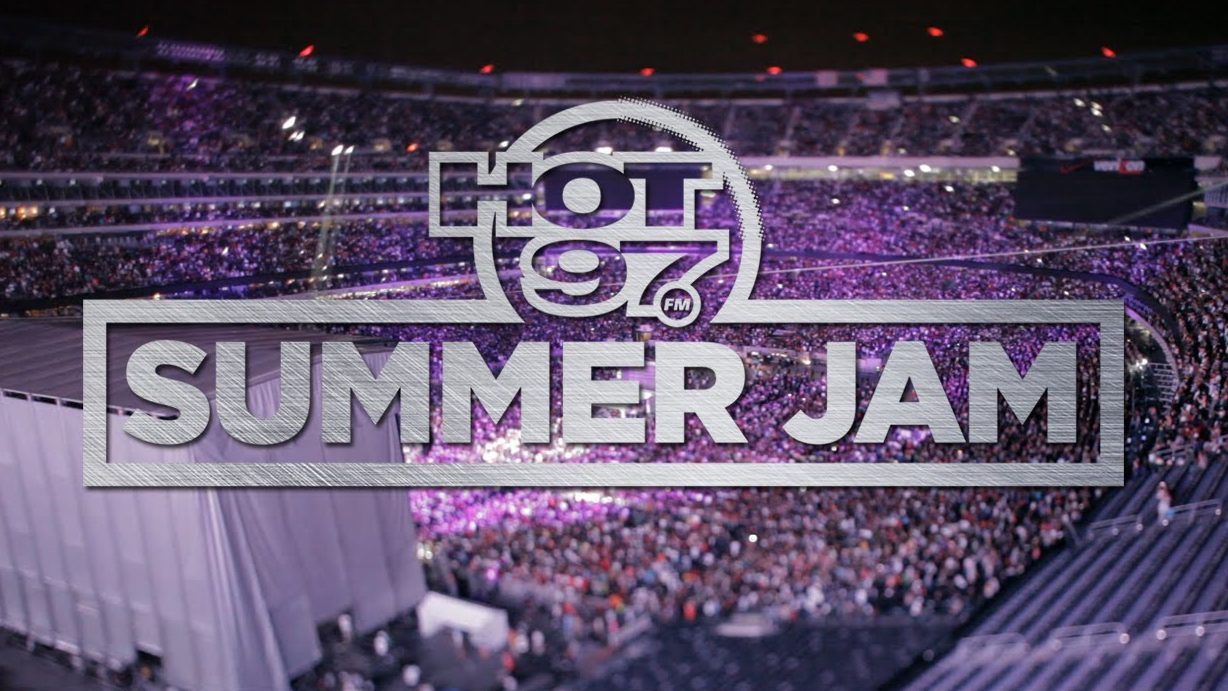 HOT 97 Summer Jam at MetLife Stadium