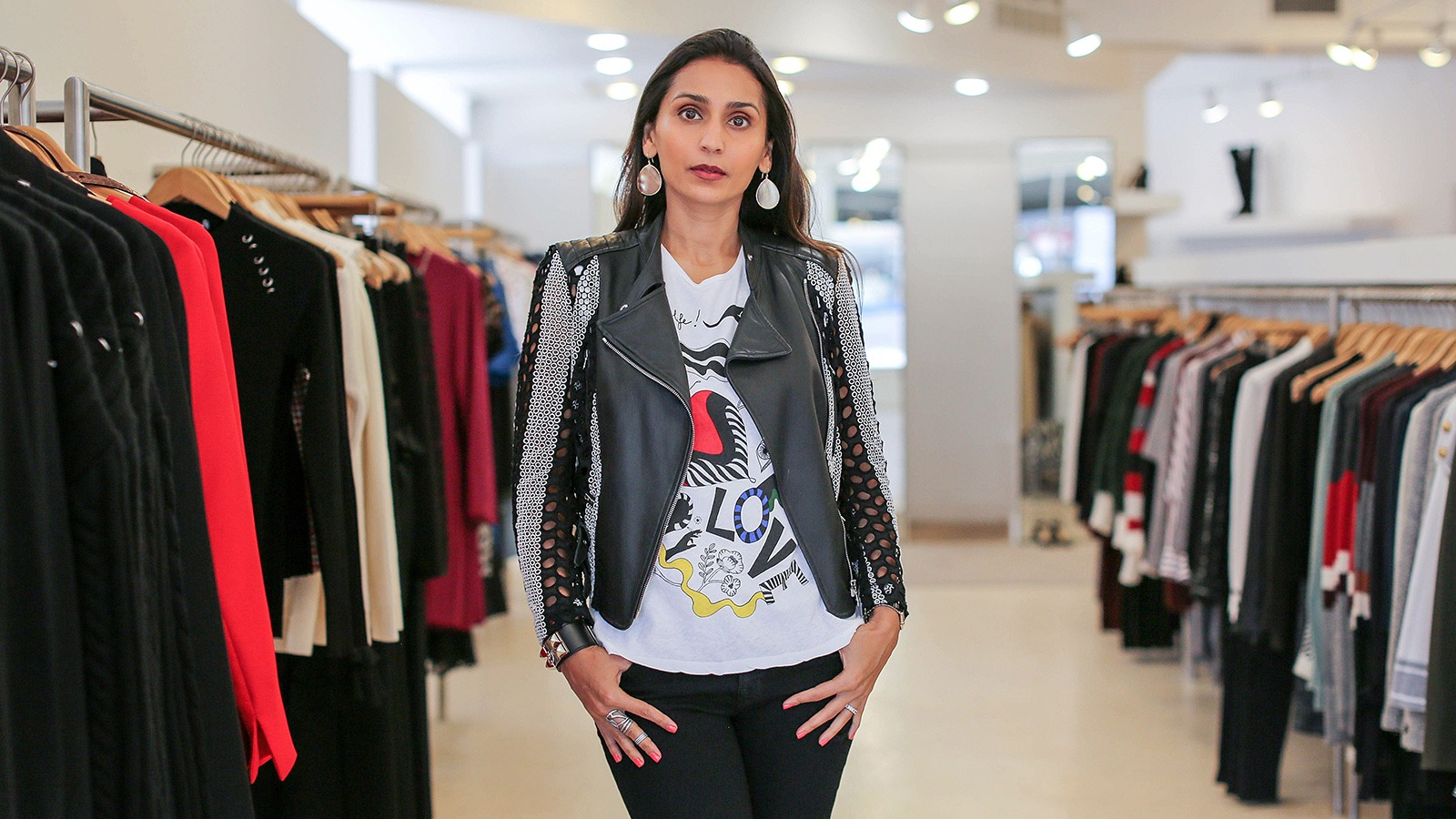 Spring Fashion with Priya Virmani
