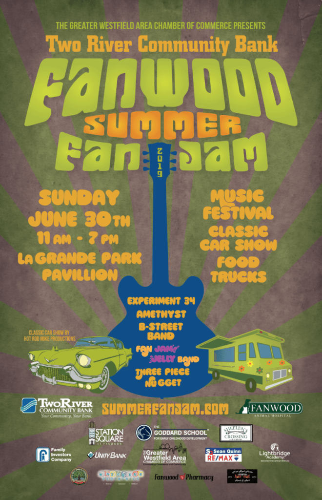 Fanwood Summer Fan Jam @ LaGrande Park