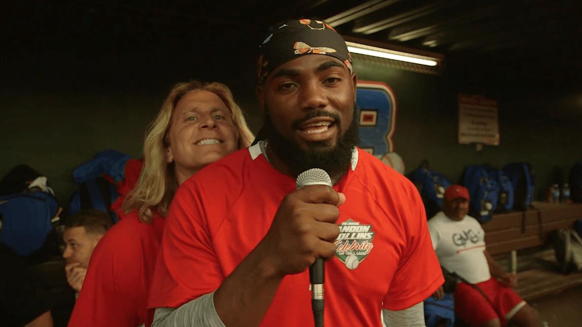 Landon Collins Celebrity Softball Game