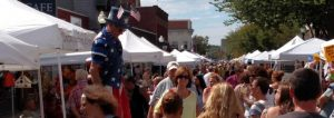 Nutley Street Fair and Craft Show: Sept @ Downtown Nutley, NJ
