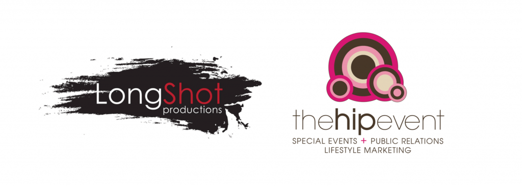long shot productions, the hip event, media partners