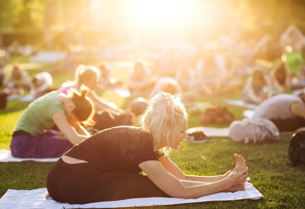 5 Spots for Outdoor Yoga That Can Help Enhance Your Practice