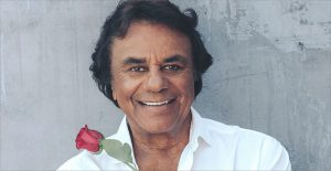 Johnny Mathis The Voice of Romance Tour @ NJPAC Prudential Hall