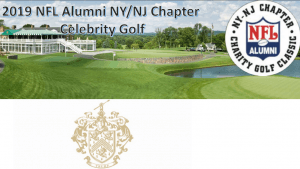"2019 NFL Alumni NY/NJ Chapter Celebrity Golf @ Trump National Golf Club ""Old Course"""