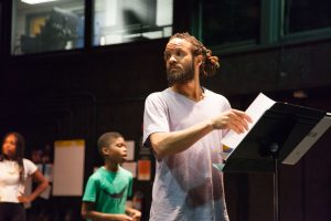 Savion Glover - 'The Tap Dance Kid' @ Victoria Theater NJPAC
