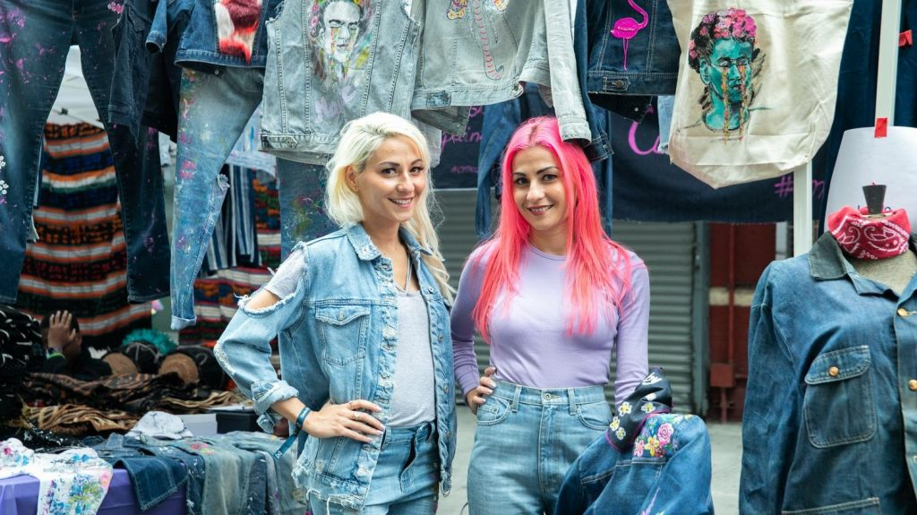 #TwinTuesday With Curic & Curic The Queens of The Denim Industry