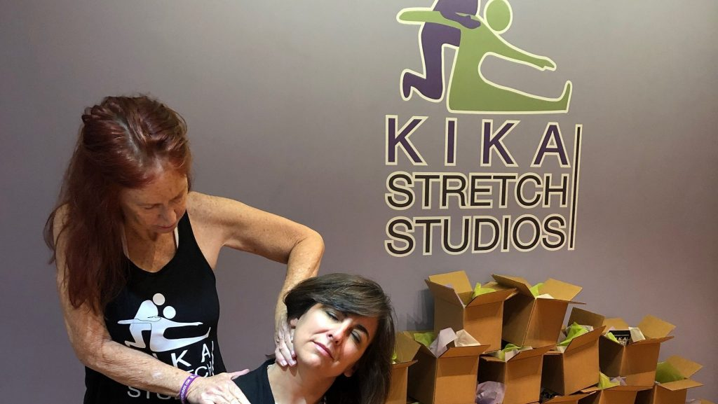 Kika Stretch Studios Opening in Summit