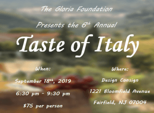 Taste of Italy @ Design Consign