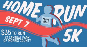Home Run 5K @ Central Park of Morris County