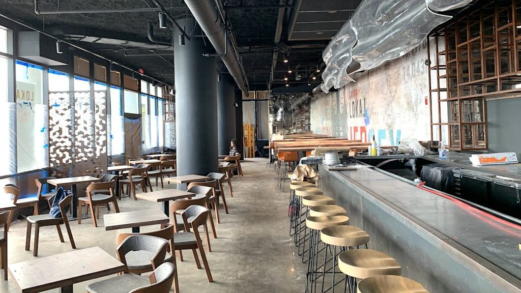 Jersey City's Newest Restaurant – Lokal