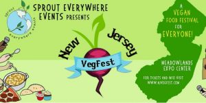 New Jersey VegFest @ Meadowlands Exposition Center