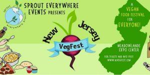 New Jersey VegFest @ Meadowlands Exposition Center