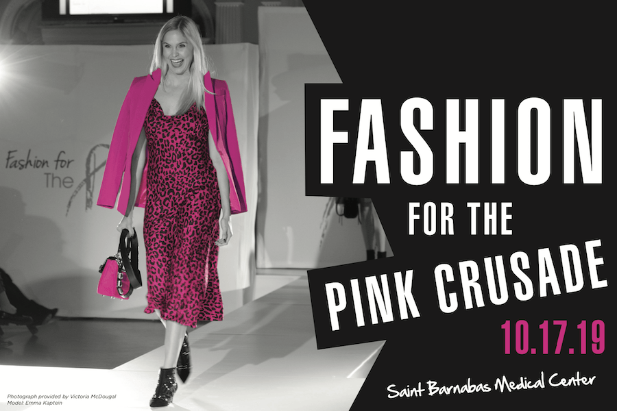 Fashion for The Pink Crusade @ The Park Savoy Estate