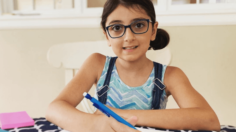Kid Entrepreneur Lily Forino