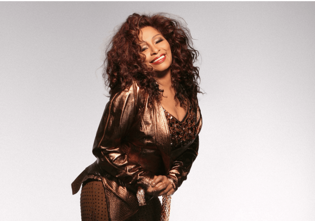 R&B of Soul Chaka Khan in Newark @ NJPAC Prudential Hall
