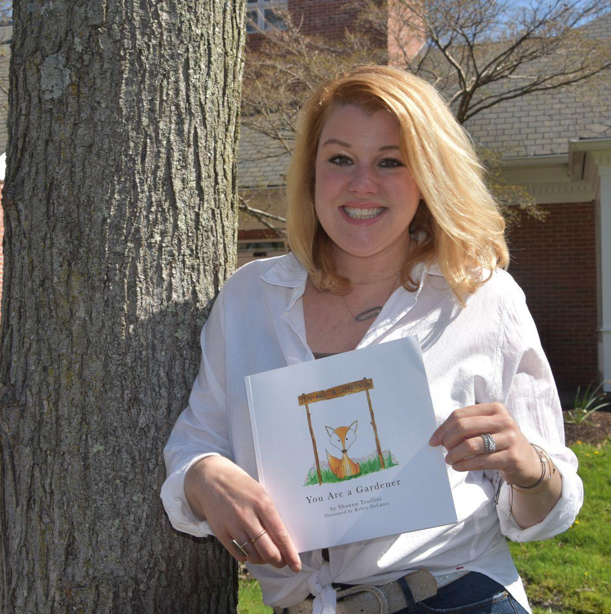 Shanna Truffini Author of You Are a Gardener