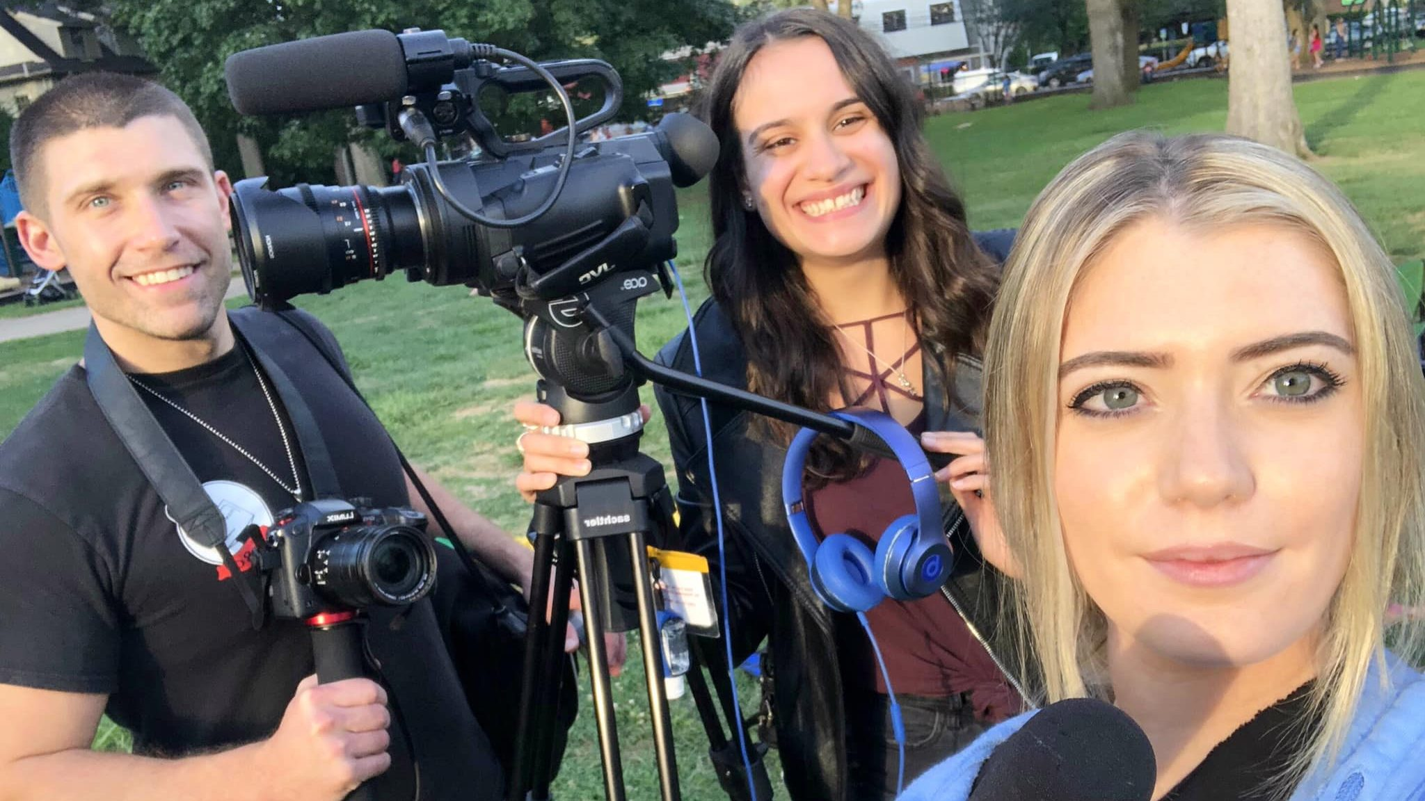 #HipNJ Chats With HTTV on Local News