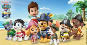 Paw Patrol LIVE @ New Jersey Performing Arts Center (NJPAC)