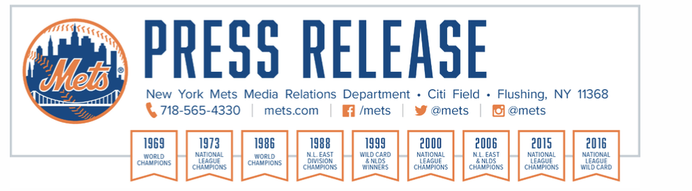 INAUGURAL METS FANFEST COMING TO CITI FIELD ON SATURDAY, JANUARY 25 @ Citi Field