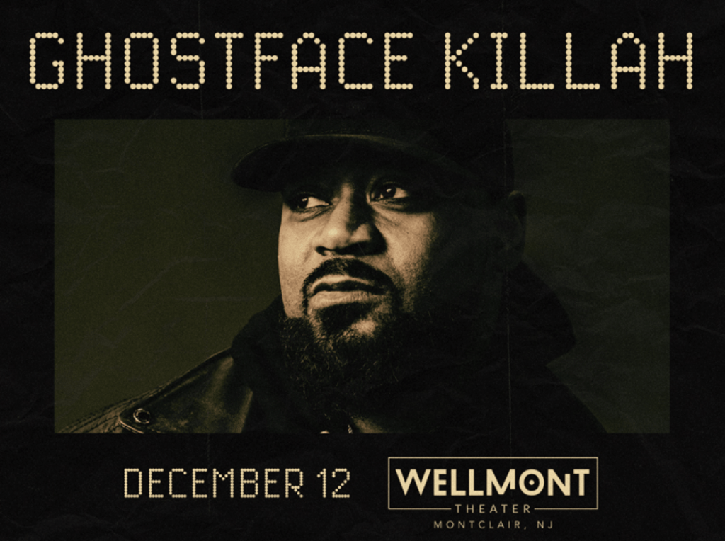 Ghostface Killah at the Wellmont Theater @ Wellmont Theater