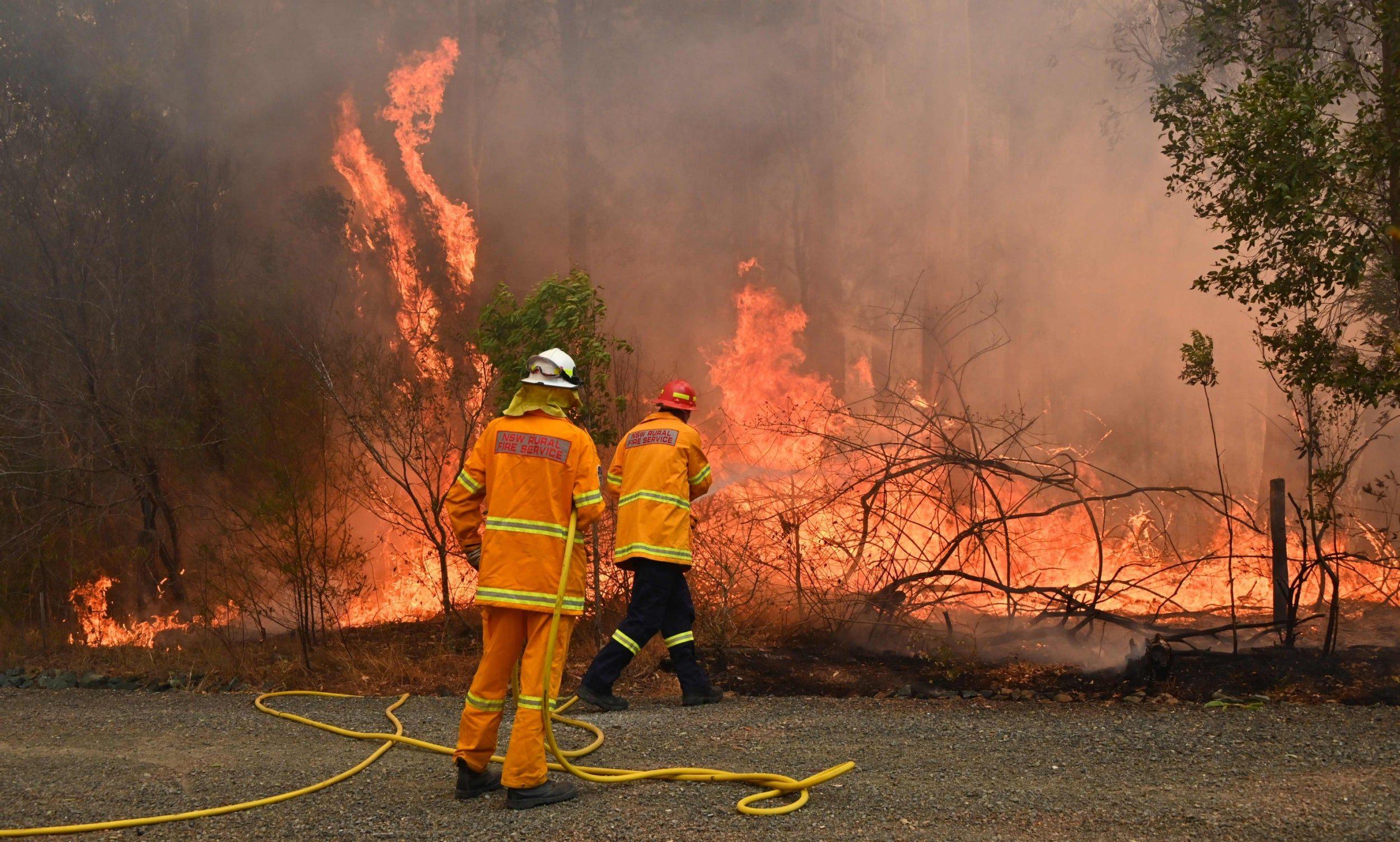 How NJ can help Australia Battle Their Fires