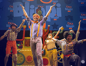 BLIPPI THE MUSICAL at the NJPAC @ New Jersey Performing Arts Center (NJPAC)